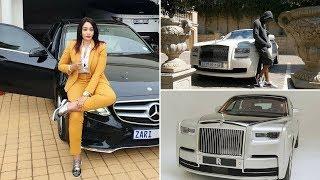 Mpenzi mpya wa Zari anaendesha gari la ndoto ya Diamond Platnumz, Rolls Royce?