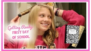 Getting Ready: First Day of School! (Junior Year) Thumbnail