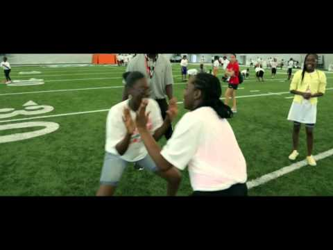 2012 Old Spice Jason Taylor - Reggie Bush Football ProCamp
