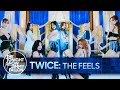 TWICE: The Feels   The Tonight Show Starring Jimmy Fallon