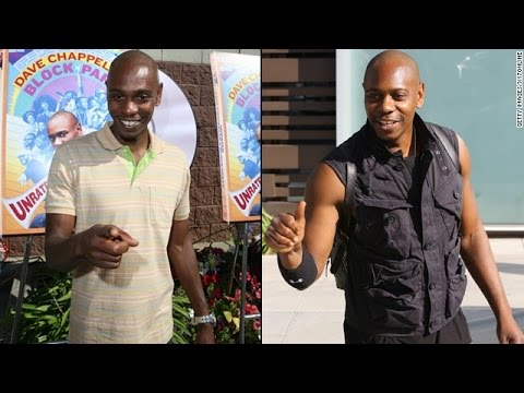Young Dave Chappelle VS. Old Dave Chapelle