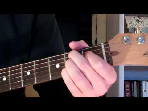 How To Play the B9 Chord On Guitar (B ninth)