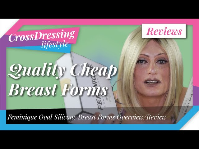 Feminique Silicone Breast Forms large range oval breast forms quality competitively priced review