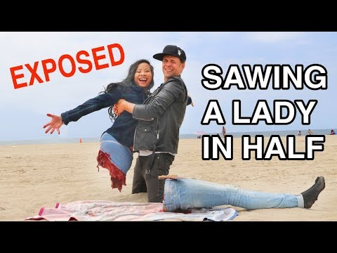Sawing A Lady in Half -Julien Magic thumbnail