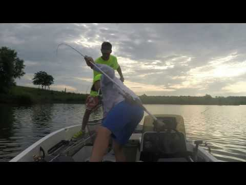 Bass Fishing at Triple D Ranch