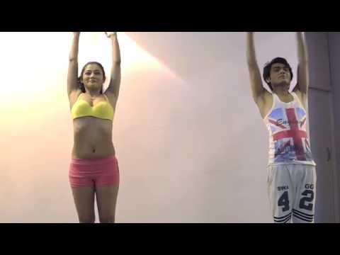 सूर्य नमस्कार  surya namaskar  hot body  hot yoga