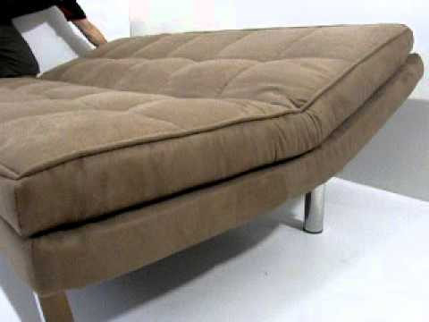 Deltacolchones sofa cama de 2 plazas futton futon for Sillon cama de una plaza y media