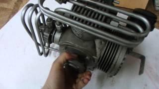 видео Самодельные компрессоры высокого давления, компрессоры высокого давления своими руками