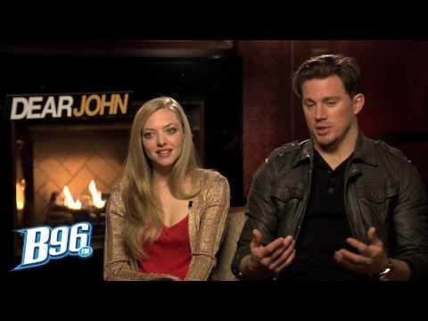 Showbiz Shelly Interviews Channing Tatum & Amanda Seyfried