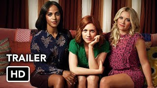 Almost Family FOX All Trailers HD - Brittany Snow Emily Osment drama series