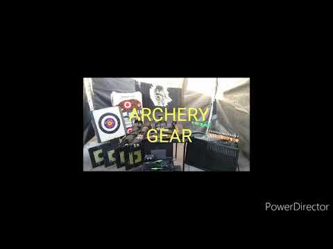 "SURVIVAL OVERLAND ""ARCHERY TRAINING"""