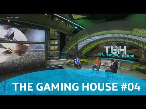 The Gaming House #04 - FIFA, PES y VFO con Gravesen y josesg93 | Movistar eSports