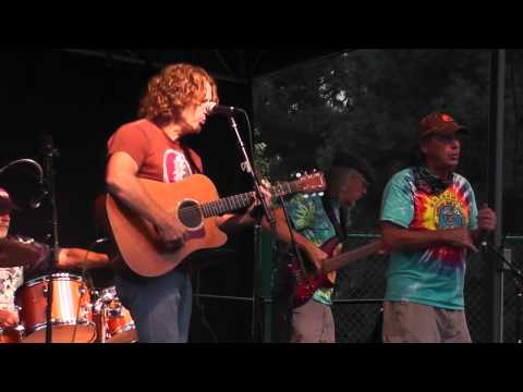"Rusty Miller & Friends : ""Bertha"" : 08/07/2015 at Hoy Park Weed CA"