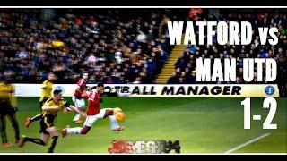 Watford vs Manchester United 1-2 (HD)