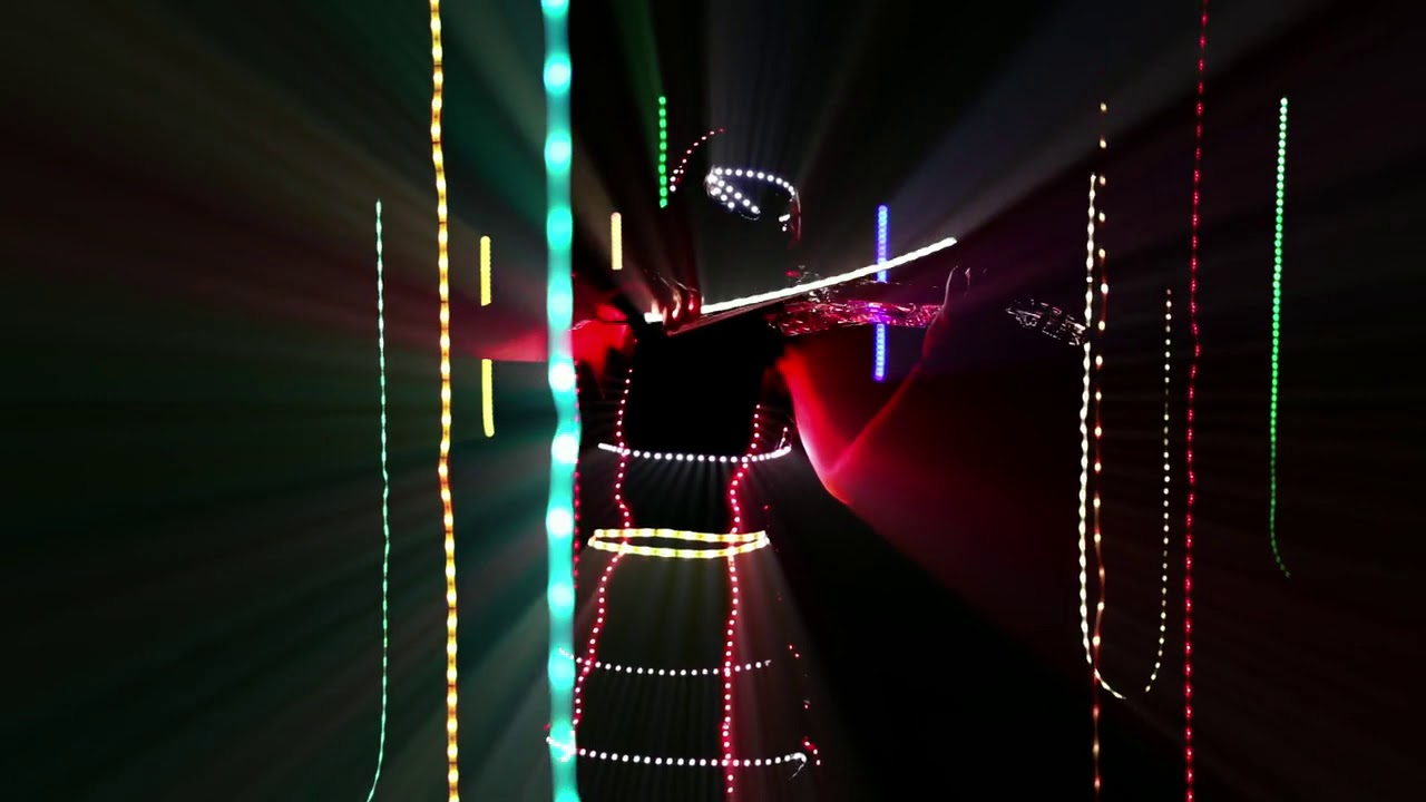 LED Violinist