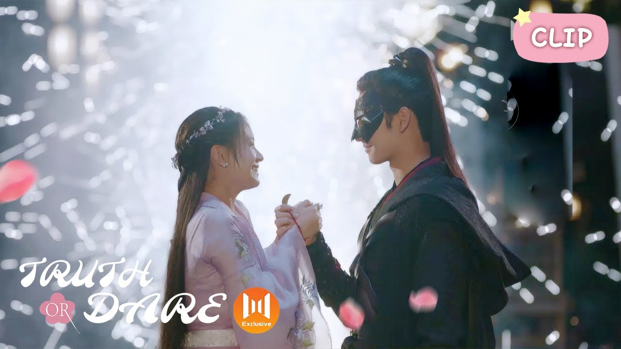 Trailer▶EP 08 - Whenever you need me, I'll come to you?! | 💘Truth or Dare💘花好月又圆