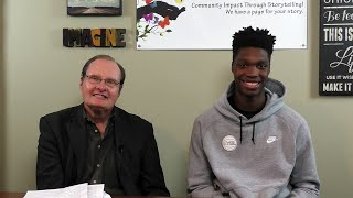 Part 2 - Zeke talks with Lonnie Walker IV about his accomplishments and his future.