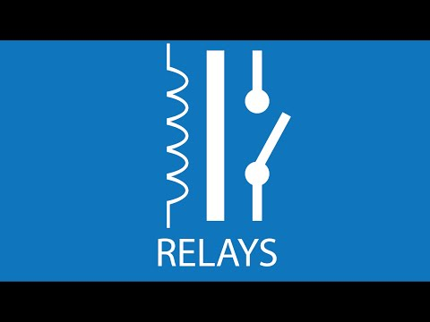 What is a Relay? (Interactive!) - Electronics Basics 8