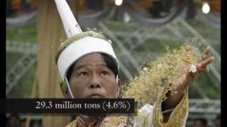 World's 10 biggest rice growing countries