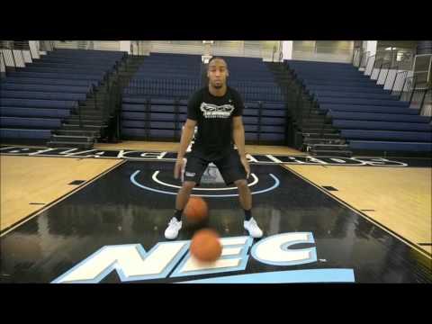 LIU Brooklyn NBA Prospect Jashaun Agosto Workout