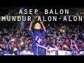 ASEP BALON - Mundur Alon Alon (Mundur Lalaunan) [Live] @ Karawang Clothing Expo 2019