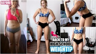 Want to Lose the Weight? Here's How I did it! - Weight Loss Update