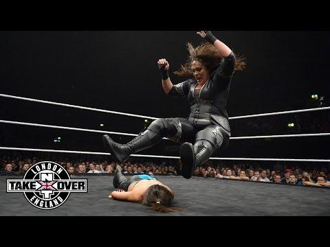 WWE Network: Bayley Vs. Nia Jax - NXT Women's Championship Match: WWE NXT TakeOver: London