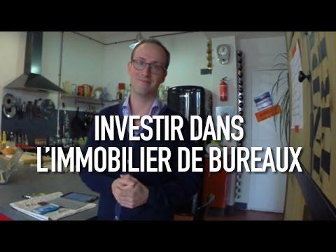 Investir dans l'immobilier de bureaux