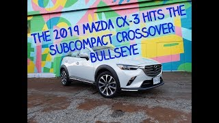 2019 Mazda CX-3 Review from Family Wheels