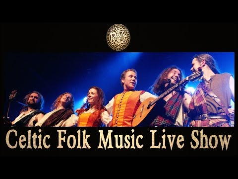 Celtic Music Playlist by Rapalje - Full Live Concert with Ce