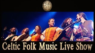 Celtic Music Playlist by Rapalje - Full Live Concert with Celtic music and Irish dance!