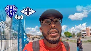 VLOG_45 | SHOW DENTRO DE CAMPO, E NAS ARQUIBANCADAS TAMBÉM - Paysandu 4x0 Atlético Acreano
