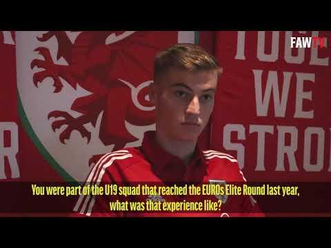 Ryan Astley- Gwlad Belg D21 v Cymru D21