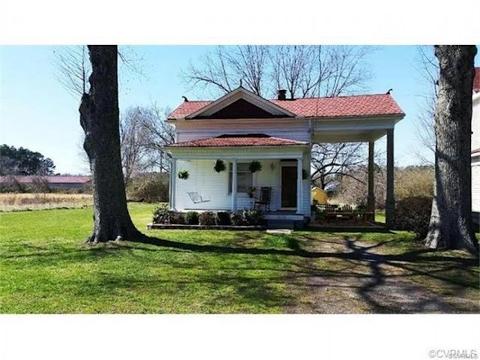 Residential for sale - 13604 Hines, Disputanta, VA 23842