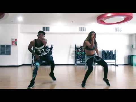 Me rehuso - Danny Ocean Choreography by Leonardo Siza & Sandra Fuentes