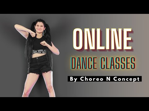 Virtual Dance & Fitness Classes | Learn From Home | Step By Step | Choreo N Concept