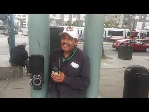 SAN FRANCISCO'S HOMELESS CRISIS!! ITS OUR FRIEND MARTIN AGAIN!MARRIOTT JOB FOR MARTIN!! UNITE HERE.