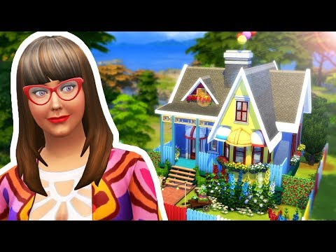HAPPY, LITTLE, TINY BUILD!!! |  The Sims 4 House Building