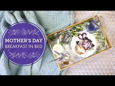 Mother's Day Breakfast In Bed - DIY Gift Idea | BalsaCircle.com