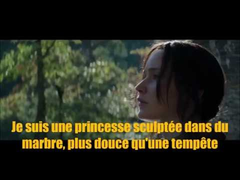 Lorde - Yellow Flicker Beat [Traduction Française] (BO Hunger Games La Révolte) streaming vf