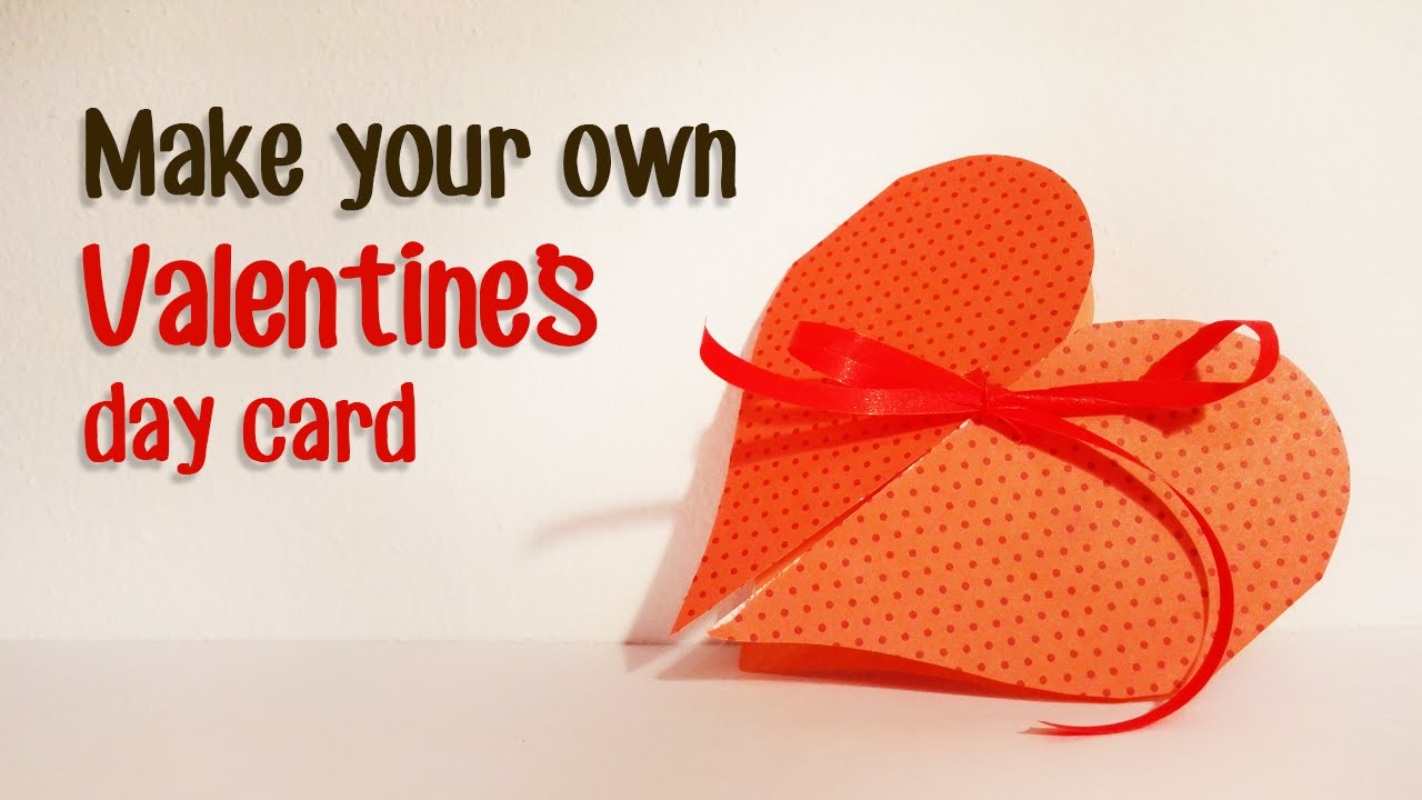 Paper Magic DIY Valentines Day Paper Card Tutorial YouTube