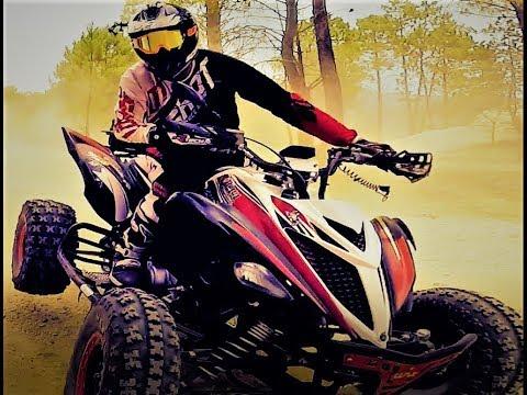 700 raptor ride clip movie amazing ride off road youtube