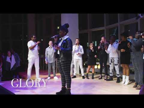 Pitch Slapped - Glory x Jessie J - LIVE!
