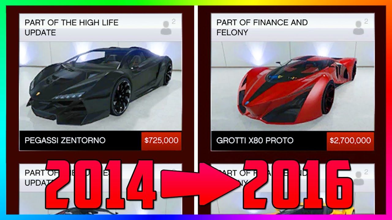 Gta Online Max Car Sell Price
