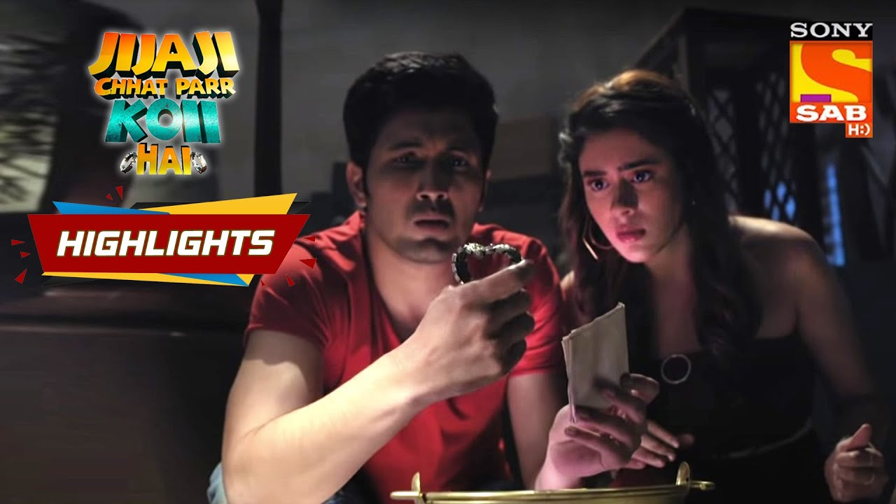 Download The Mystery Of The Strange Bracelet   Jijaji Chhat Parr Koi Hai   Episode 39   Highlights