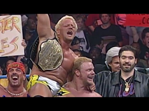 EVERY WCW world title change in 2000!