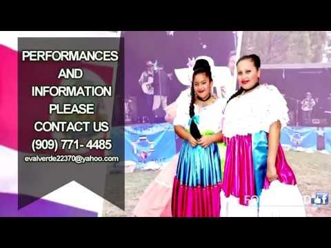 Alma Tica Costa Rican Folklore dance group CA USA