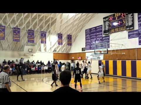 140213 Lone Pine Boys Basketball v Silver Valley.avi