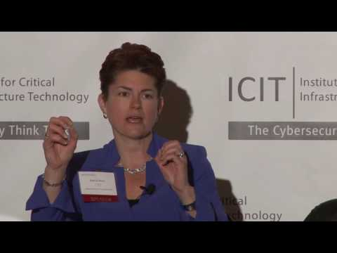 ICIT Forum 2016: Critical Infrastructure Resiliency- Cyber Threats and Priorities