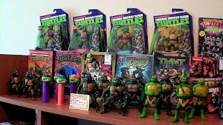 TMNT 2014 Movie Talk + New Toys!